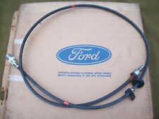 Genuine Ford 84-92 Ranger Bronco Cable Speedometer 4WD Manual Trans. NO Cruise