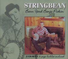 Stringbean - Barynyard Banjo Pickin [New CD]