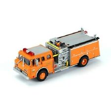 HO 1/87 Athearn # 92004 RTR FORD C FIRE TRUCK, COUNTY FIRE DEPT/ORANGE