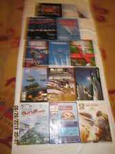 Lot of Florida International Air Show Sun N' Fun Thunderbirds Maine Magazines