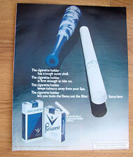 1972 Parliament Cigarettes Ad  The Cigarette Holder