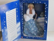 SNOW Sensations Barbie with Gorgeous Dress & Accessories She's in Mint Condition