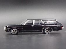 1969 CHEVY CHEVROLET KINGSWOOD ESTATE STATION WAGON RARE 1/64 DIECAST MODEL CAR