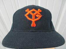 VINTAGE Yomiuri Giants BASEBALL SNAPBACK CAP HAT BASEBALL JAPANESE LEAGUE