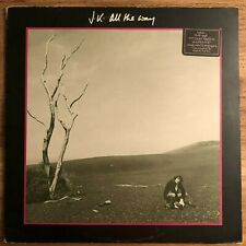 JONATHAN KING - J.K ALL THE WAY - LP