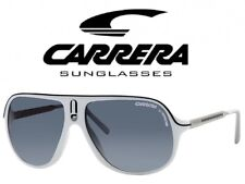 OCCHIALI DA SOLE CARRERA SAFARI SUNGLASSES ANTI UV POLICARBONATO BIANCO