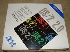 IBM OS/2 Warp - Upgrade