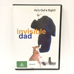 Invisible Dad (1997) PAL Region 4 With William Meyers In Like New Condition