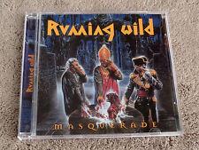 RUNNING WILD - Masquerade - CD