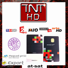 Carte Viaccess TNT SAT HD Satellite Decodeur Demodulateur TNTSAT NEUF