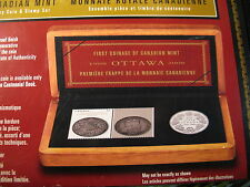 CANADA 2008 EXTREMELY RARE 100TH ANNIVERSARY COIN & STAMP SET MINTAGE 16000 SETS