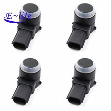 4pcs PDC Backup Parking Bumper Assist Sensor For GM Buick Chevrolet 15239247