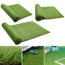 10 X 3 ft Artificial Grass Floor Mat Synthetic Landscape Lawn Turf Garden Carpet