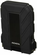 "ADATA HD710 Pro 1TB 2.5"" Rugged Hard Drive - USB 3.1, Water/Dust Proof, Black"
