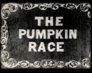 16mm Film: The Pumpkin Race 1907 Bosetti 6m 5s