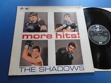 THE SHADOWS  MORE HITS! Columbia UK LP nr EX