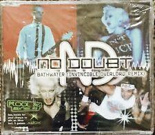 No Doubt Bathwater Invincible Overload Remixes 2004 Import CD Gwen Stefanie