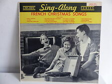 Sing along French Christmas songs Minuit chrétiens ... GMS D 7019