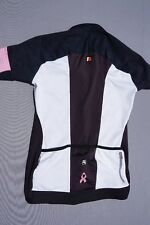 Giordana FR-c Short Sleeve Woman's Cycling Jersey Size L Made In Italy