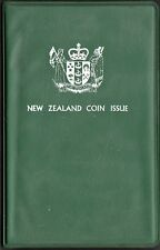 NEW ZEALAND 1980 UNCIRCULATED SEVEN PC. SET IN ORIGINAL MINT FOLDER (KM# MS26)