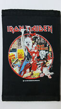 Iron Maiden bring your daughter to the slaughter metal band WALLET vintage music