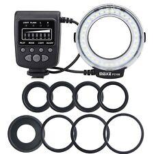 Meike FC-100 Macro Ring Flash/Light for Canon Nikon Pentax Olympus SLR Camera