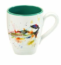 DEMDACO Big Sky Carvers Chickadee Mug, Multicolored