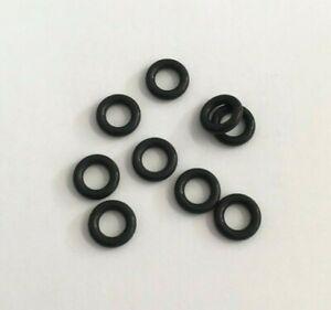 Nitrile 4mm ID x 2mm C/S O Ring. 4x2. Choose Quantity. New. Metric.