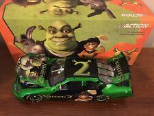 SHREK NASCAR Action 1/24 Shrek 2 Program Car CWC 1/1788