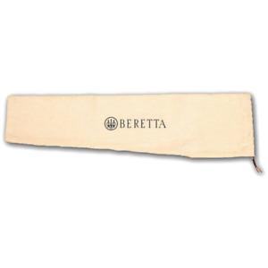 Beretta factory white gun sock, Factory new in bag, Sleeve, STOCK C60395