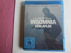 Blu-ray Insomnia - Schlaflos  Al Pacino  Robin Williams