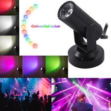 Mini Led Stage Lighting Spotlight Dj Disco Bar Xmas Party Lighting Effect Lamp