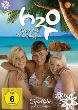 H2O PLÖTZLICH MEERJUNGFRAU-SPIELFILM ZUR STAFFEL 2   DVD NEU
