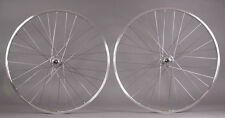 Sun M13 Silver Track Bike Fixed Gear Singlespeed Wheels Wheelset 36h DT Spokes