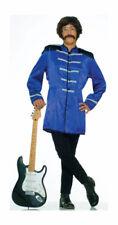 Adult Sergeant Peppers Beatles Costume - Blue