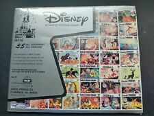 Disney World of Postage Stamps 35 different stamps - Set #1 - DI 5413
