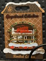 2019 Disney Boardwalk Resort Christmas Mickey Mouse Gingerbread House Pin