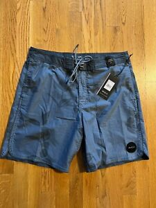 RVCA Toro Trunk Color BLT Size 34 Men's New with Tags