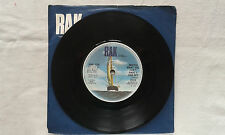"CCS: MISTER, WHAT YOU CAN'T HAVE I CAN GET / BROTHER. 1972 RAK 7"" SINGLE 45 RPM"