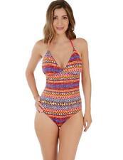 Lepel Rainbow Beach Triangle Non Padded Halter Swimsuit 1678800 Swimming Costume