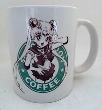 Sailor Moon Starbucks Parodie Mug céramique 11 Oz (environ 311.84 g)
