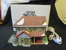 Department 56 New England Village Bluebird Seed and Bulb