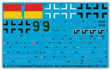 Peddinghaus 2474 1/32 ta 152 H sergent-major willi reschke, stab/JG 301