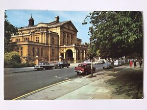 CHELTENHAM, The Town Hall, 1971 Gloucestershire Vintage Postcard, 1624