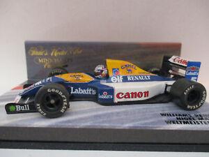 WILLIAMS RENAULT FW14B, #5, Nigel Mansell, 1992 World Champion!!!