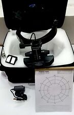 New Rechargeable Indirect Ophthalmoscope With Accessories Free Ship