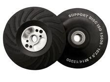 """Amoladora Angular Flexipads respaldo Turbo Pad ISO duro 125 mm 5"""" M14 X 2.0 disco de arena"""