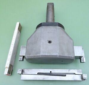 KOYEMANN Reibahle verstellbare HM Messer Ø 250-300 mm MK5 Maschinenreibahle VHM