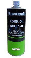 OLIO SOSTITUZIONE FORCELLE KAWASAKI OIL FORK FRONT KHL 15-10 - 44091-0004 KYB