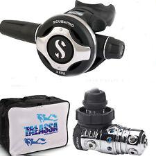 RO1 01 Scubapro Erogatore MK25 Evo S600 DIN300 + bag erogatore
